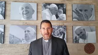 Invitación Visita Papa Francisco a Colombia