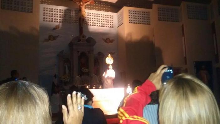 Vigilia de Adoración en Ocú Panamá