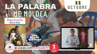 Camino Diario de Oración Personal / 11 de Octubre del 2021