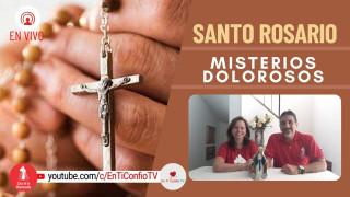 Santo Rosario Misterios Dolorosos 12 de Octubre del 2021