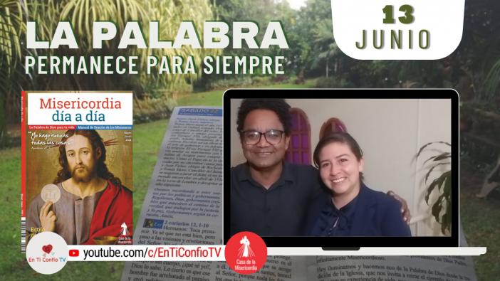 Camino Diario de Oración Personal / 13  de Junio del 2021