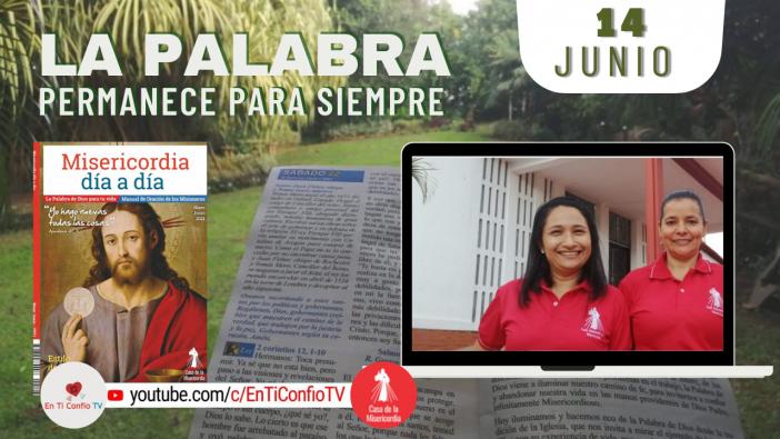 Camino Diario de Oración Personal / 14 de Junio del 2021