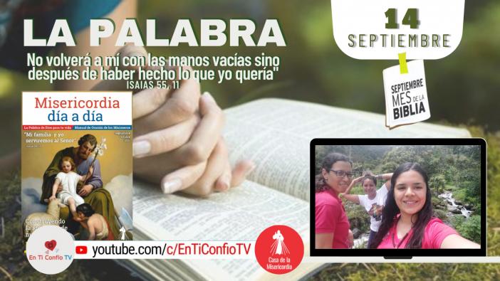 Camino Diario de Oración Personal / 14 de Septiembre del 2021