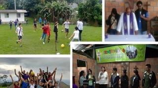 18 Escuela de Misioneros de  la Misericordia