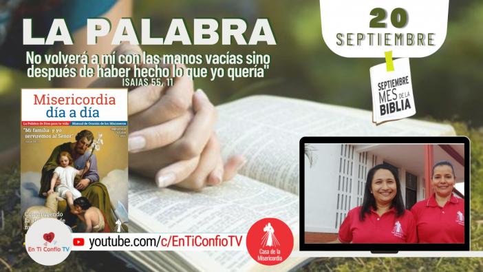 Camino Diario de Oración Personal / 20 de Septiembre del 2021