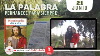 Camino Diario de Oración Personal / 21 de Junio del 2021