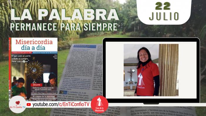 Camino Diario de Oración Personal / 22 de Julio del 2021