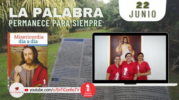 Camino Diario de Oración Personal / 22 de Junio del 2021