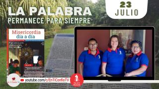 Camino Diario de Oración Personal / 23 de julio del 2021