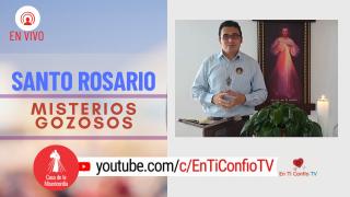 Santo Rosario Misterios Gozosos / 24 de Julio del 2021