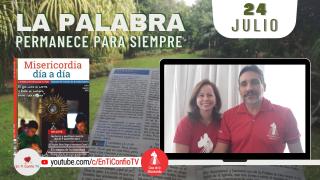 Camino Diario de Oración Personal / 24 de Julio del 2021