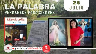 Camino Diario de Oración Personal / 25 de Julio del 2021