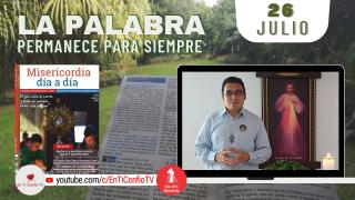 Camino Diario de Oración Personal / 26 de Julio del 2021