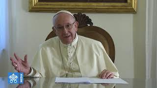 Video Mensaje del Papa con ocasión del Sínodo Arquidiocesano en Buenos Aires