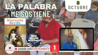 Camino Diario de Oración Personal / 8 de Octubre del 2021