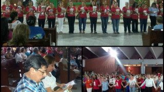 Apertura pastoral Cúcuta 2016