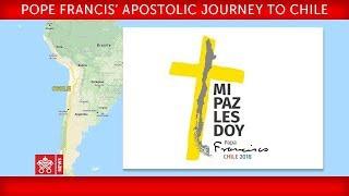 Viaje apostólico a Chile Santa Misa
