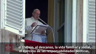 Rezo Regina Coeli - con el Papa Francisco