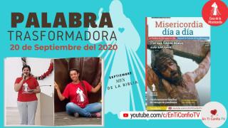 Camino Diario de Oración Personal / 20 de Septiembre de 2020