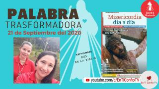 Camino Diario de Oración Personal / 21 de Septiembre de 2020