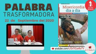Camino Diario de Oración Personal /22 de Septiembre de 2020
