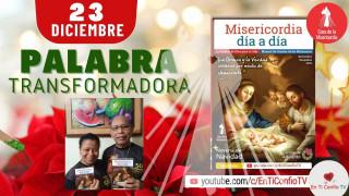 Camino Diario de Oración Personal / 23 de Diciembre del 2020