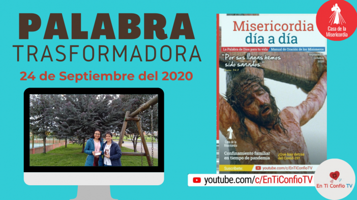 Camino Diario de Oración Personal / 24 de Septiembre de 2020
