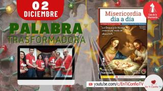 Camino Diario de Oración Personal / 2 de Diciembre del 2020