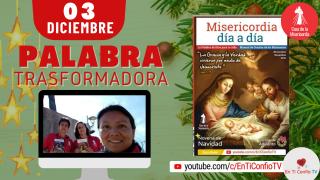 Camino Diario de Oración Personal / 3 de Diciembre del 2020