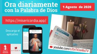 Camino Diario de Oración Personal 1 de Agosto