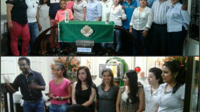 Visita Pastoral a la Sede Santa Faustina en Medellín