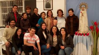 Celebración de Maria  Rosa Mística patrona de la Casa de la Misericordia