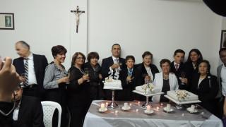 Celebración  de la Sede Cristo Te Sana por los 25 años de la Obra