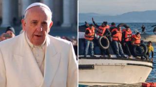¿Por qué el Papa Francisco irá a la isla griega de Lesbos?
