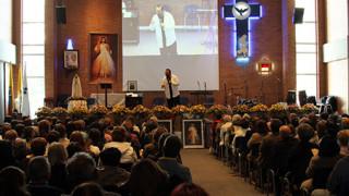Fiesta de la Divina Misericordia- Bogotá 2.014