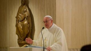 Papa Francisco: Pidamos a Dios que nos ayude a romper la dureza del corazón