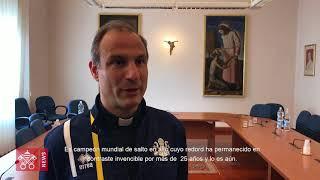 El Papa y Sotomayor, el mayor salto con la ayuda de Dios