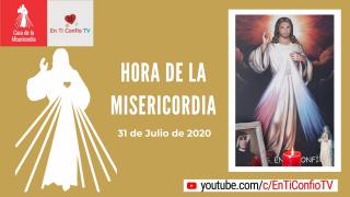 Hora de la Misericordia 2 de Agosto de 2020