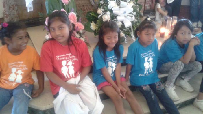 Jornada de Oración por la Niñez y laAdolescencia