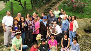 Celebración de la Novena en la Ciudadela Emmanuel