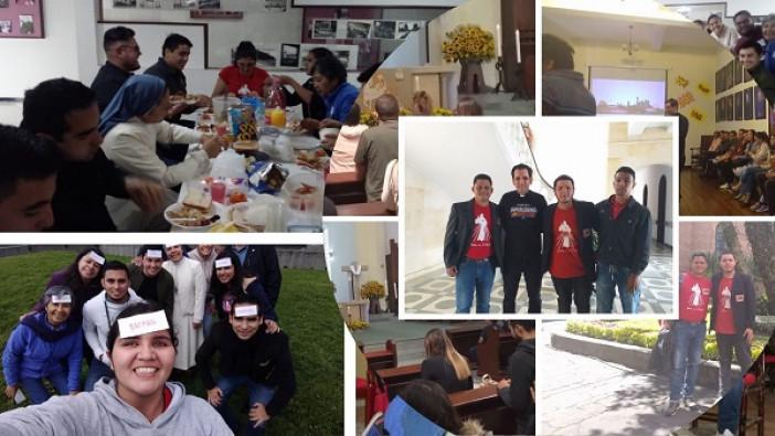 Nuestros misioneros en la Liga de Súper Líderes Puente J de la Arquidiócesis de Bogotá