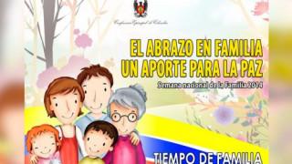 Un mes dedicado a la familia en Colombia