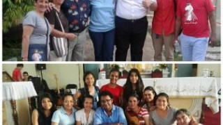 Visita Pastoral a la Familia Espiritual de Ocú, Panamá