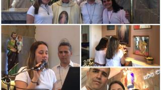 Primera Misionera de Alianza consagrada en Brasil