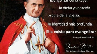 Beatificacion papa Pablo VI