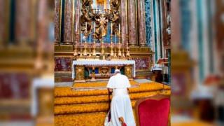 Papa Francisco reza a la Virgen María por los frutos de JMJ Cracovia 2016