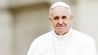 """El Papa Francisco revela """"su secreto"""" para ser alegre"""