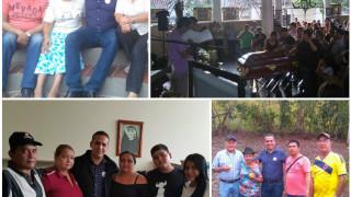 """Nuestro Fundador """"Recorriendo los Caminos del Gran Santander"""""""