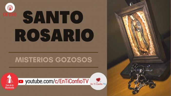 Santo Rosario Misterios Gozosos/ 14 de Septiembre de 2020