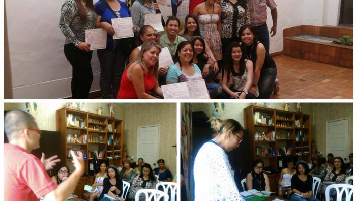 Primer seminario de formación para ser misioneros